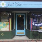 Just Sew Store Front