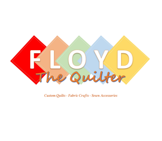 Floyd The Quilter Logo